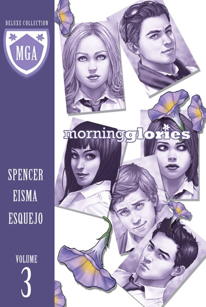 Morning Glories Deluxe Collection Volume 3