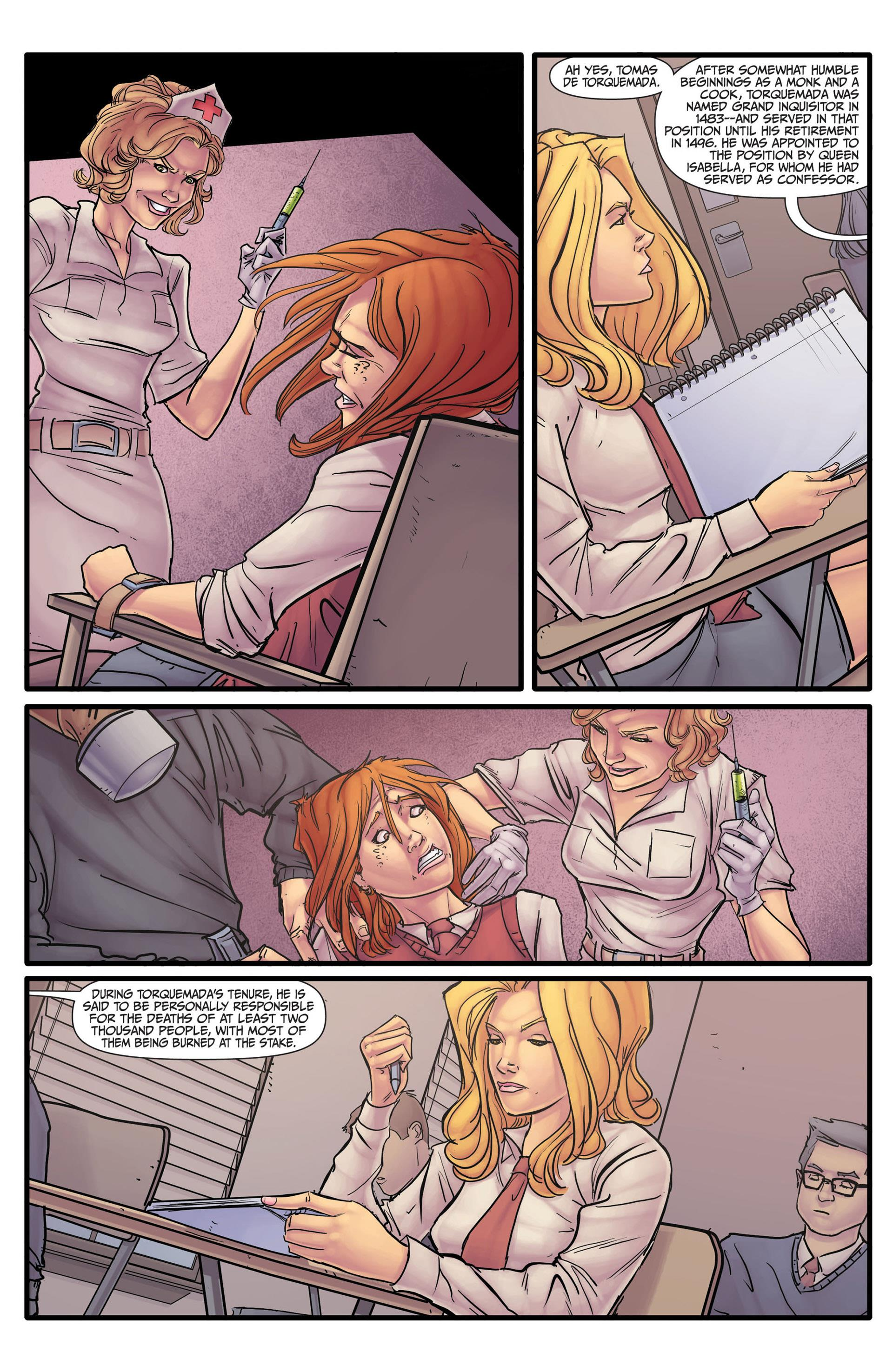 Morning Glories Deluxe Collection Volume 1 review