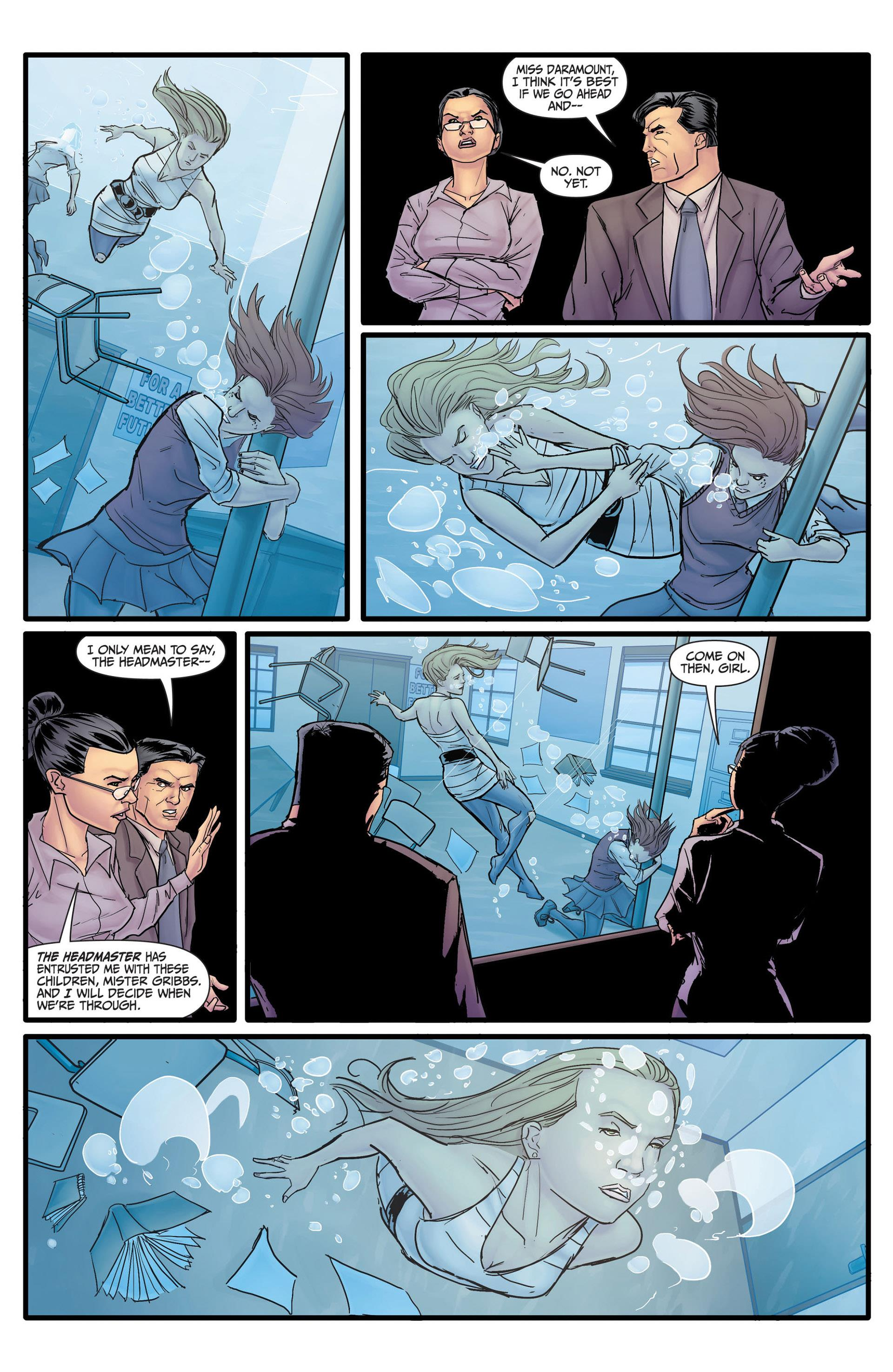 Morning Glories Volume One review