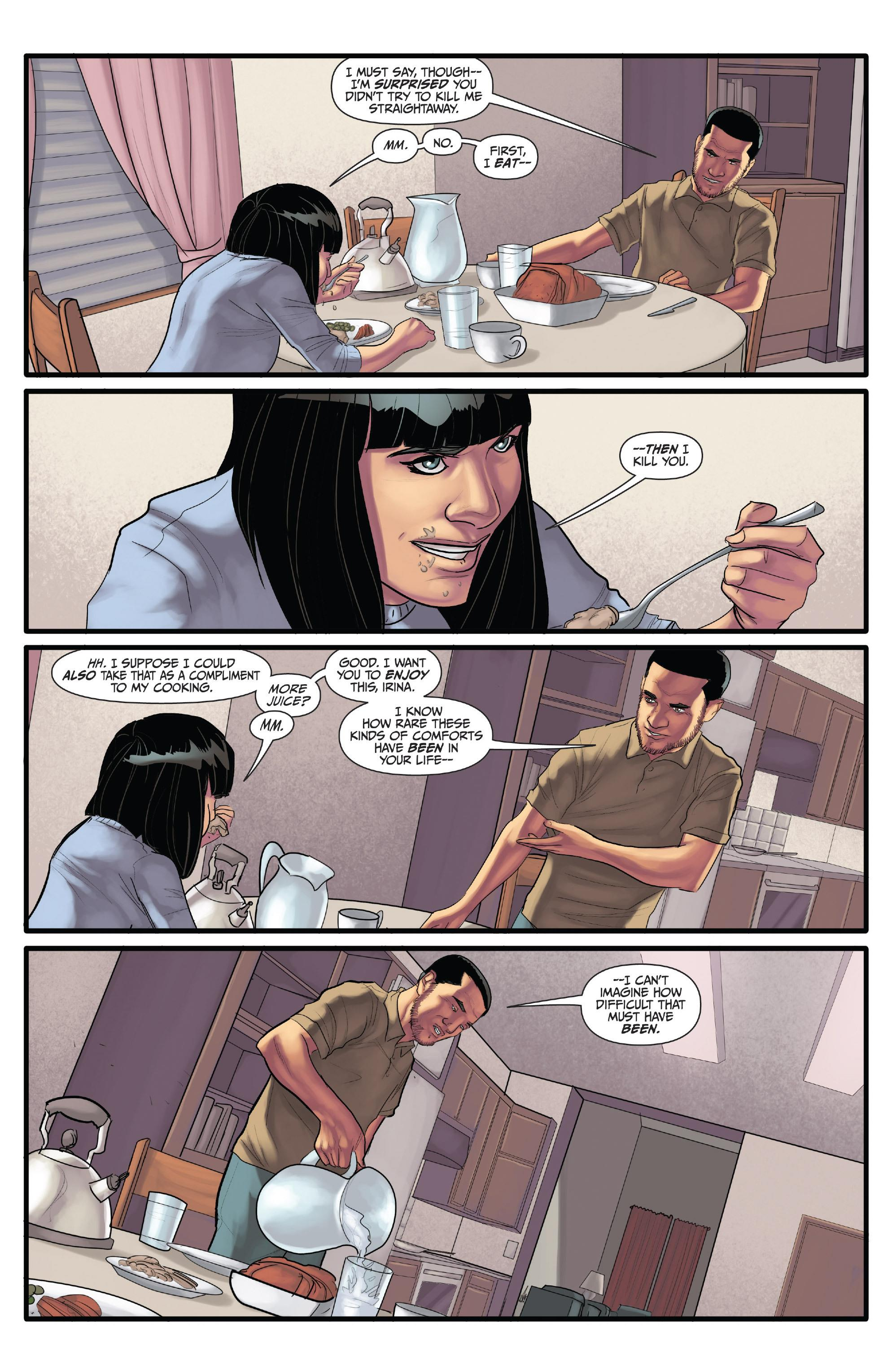 Morning Glories Volume six review