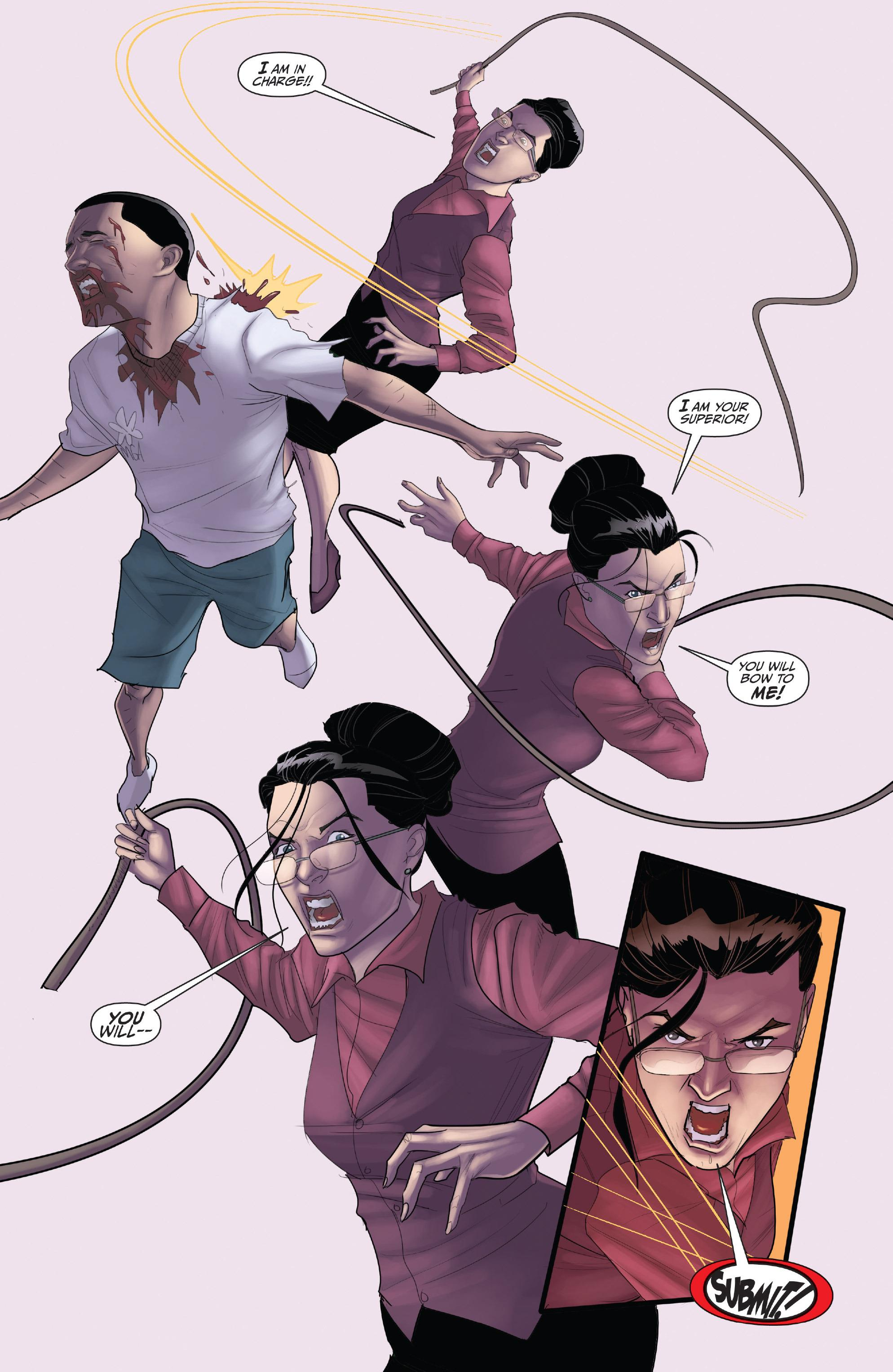 Morning Glories Volume seven review
