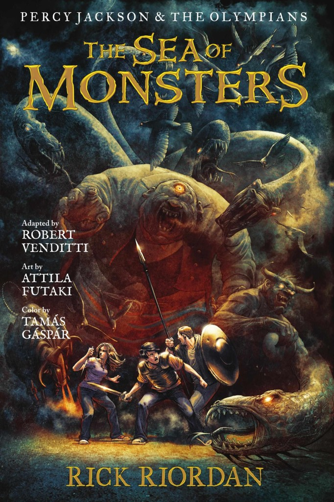 Percy Jackson and the Olympians: Sea of Monsters