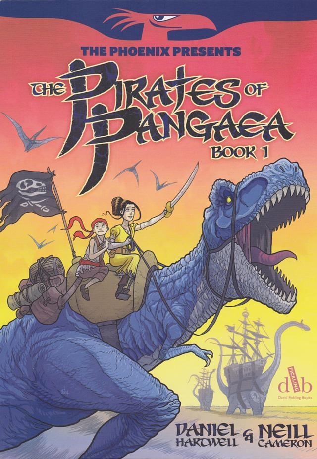 The Pirates of Pangaea