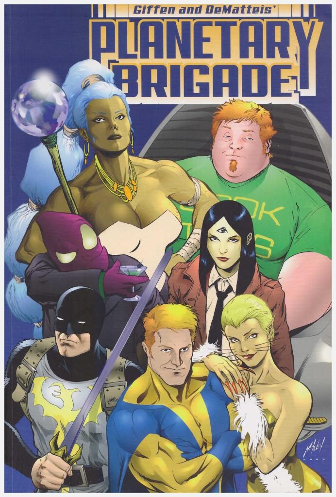 Planetary Brigade