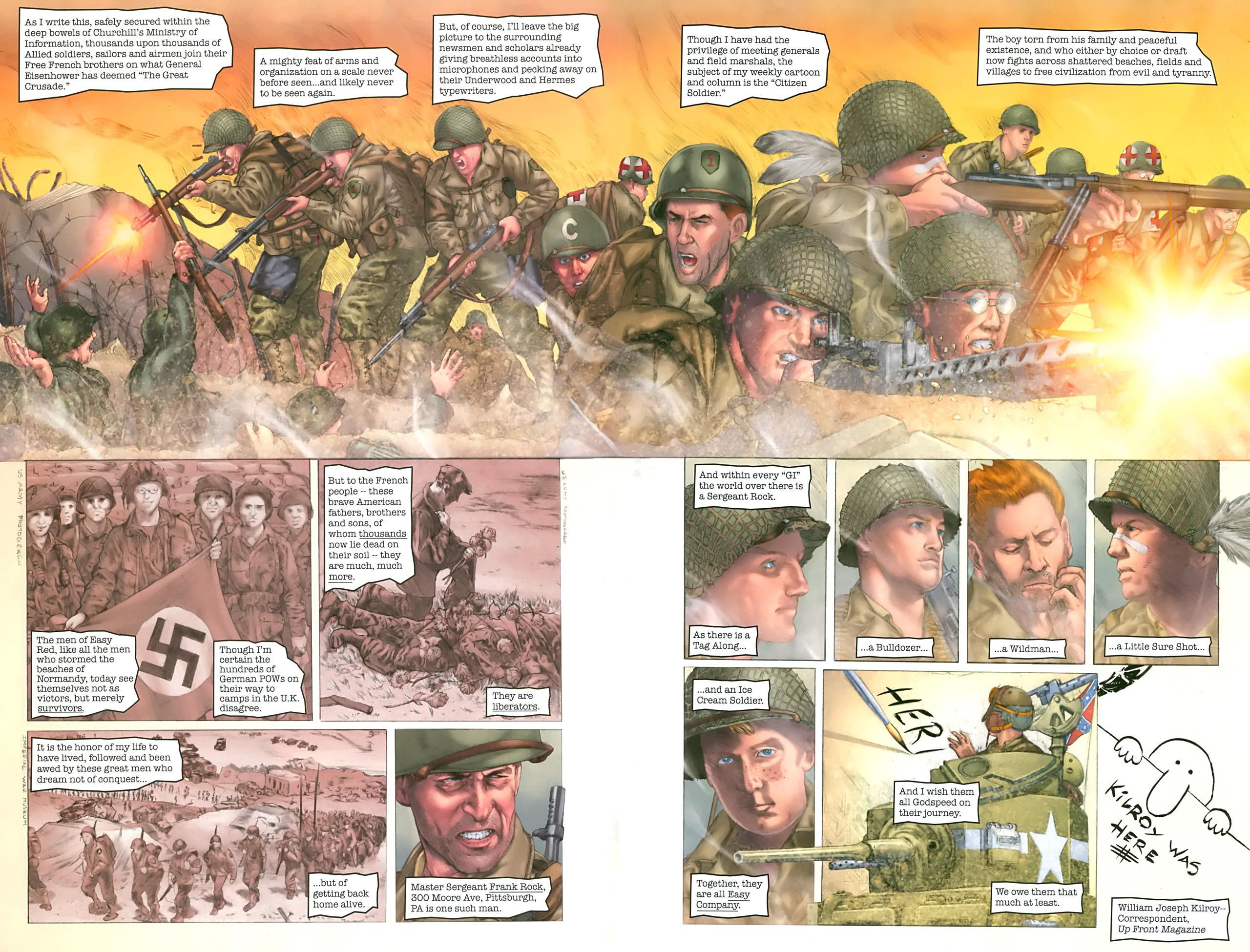 Sgt Rock The Lost Battalion review