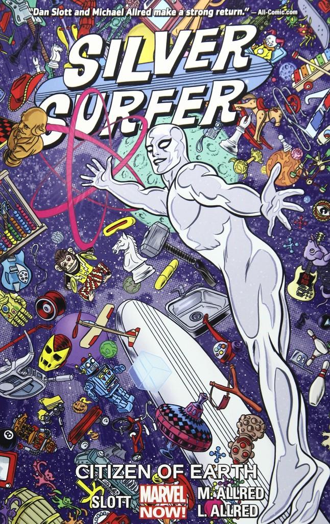 Silver Surfer: Citizen of Earth