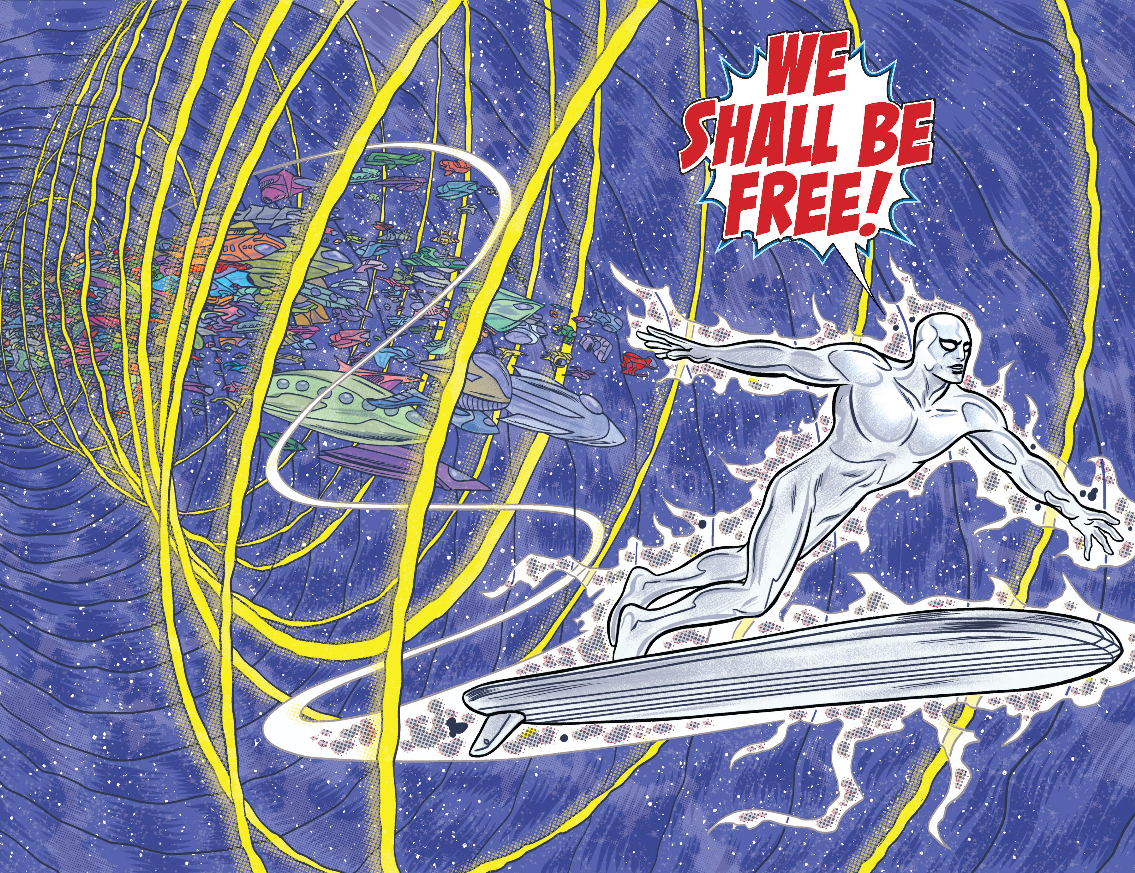Silver Surfer Last Days review