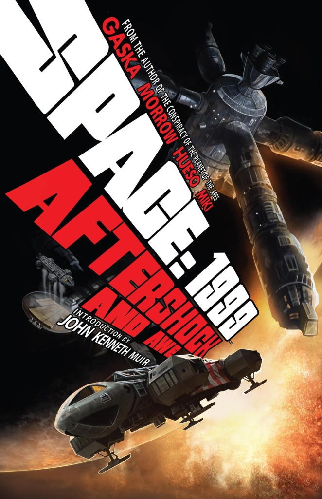 Space 1999: Aftershock and Awe