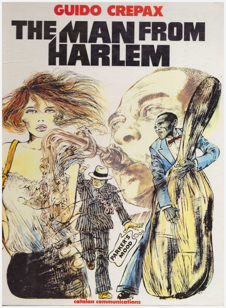 The Man From Harlem