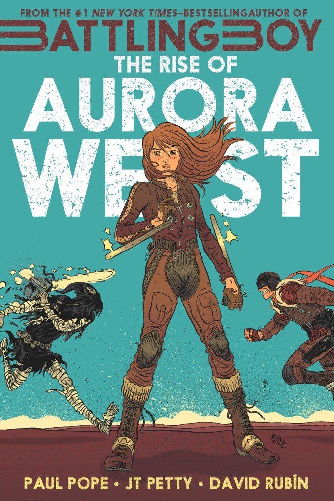 Battling Boy: The Rise of Aurora West