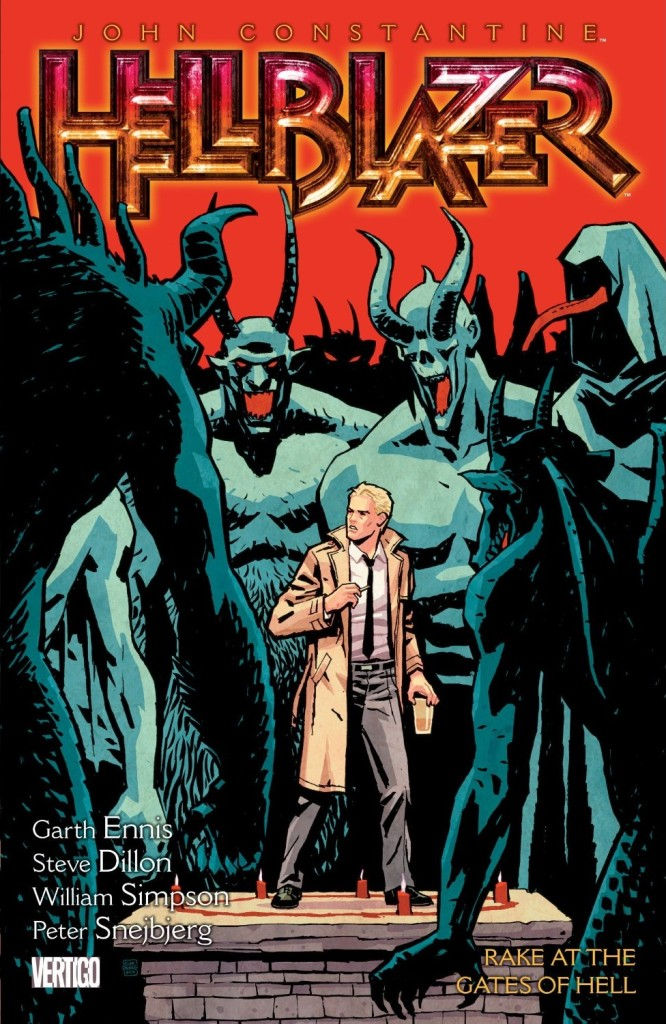 Hellblazer: Rake at the Gates of Hell
