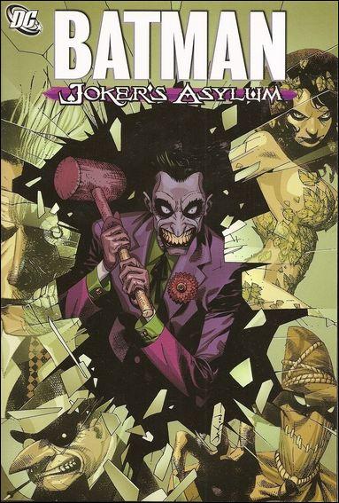 Batman: Joker's Asylum Volume 1