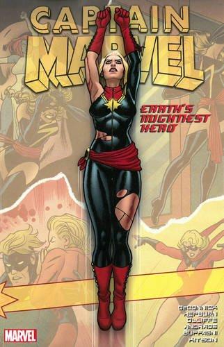 Captain Marvel: Earth's Mightiest Hero Volume 2