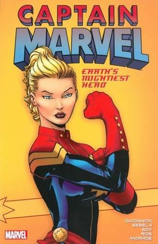 Captain Marvel: Earth's Mightiest Hero Volume 1