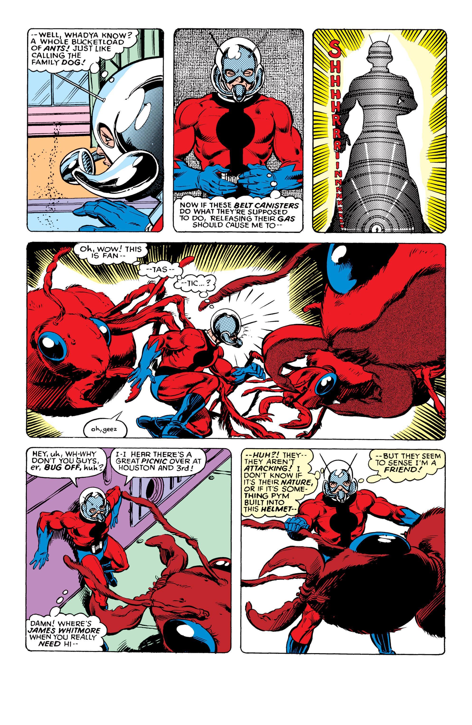 Ant-Man Scott Lang graphic novel review
