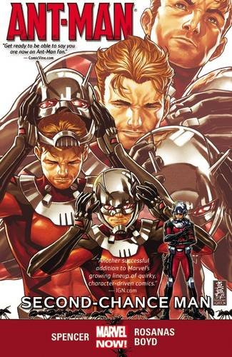 Ant-Man: Second Chance Man