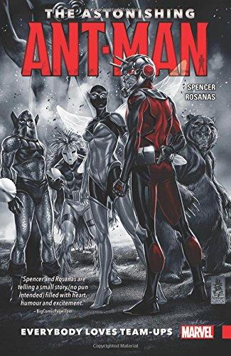 Astonishing Ant-Man: Everybody Loves Team-Ups