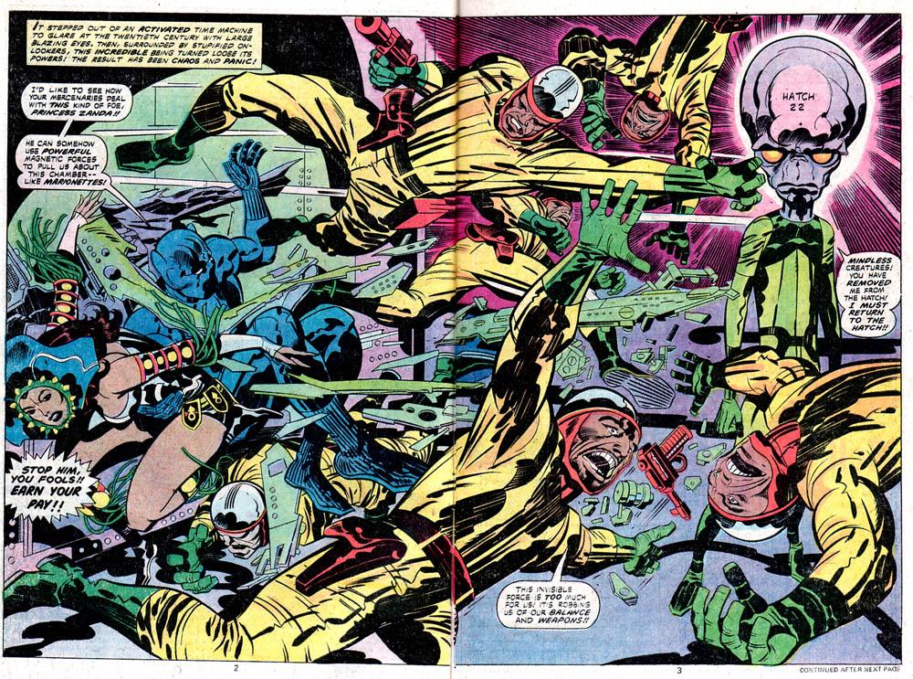 Marvel Masterworks Black Panther review