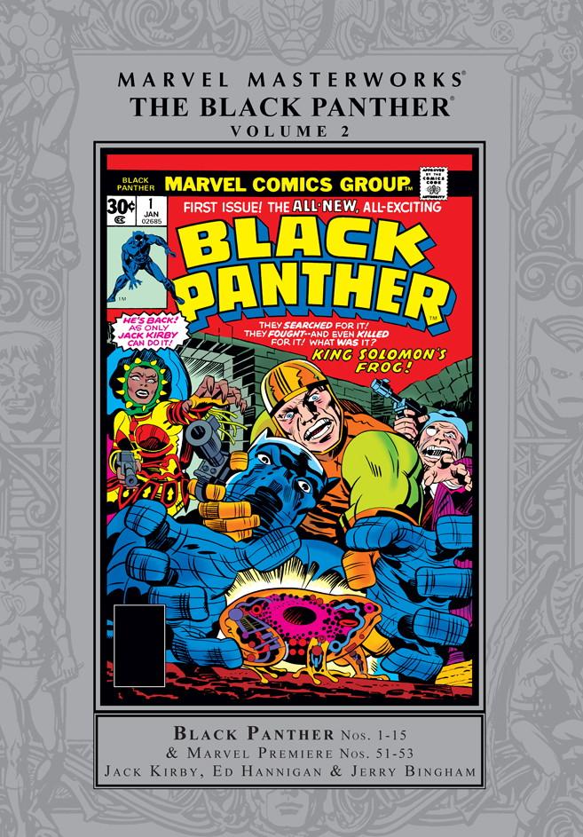 Marvel Masterworks: The Black Panther Volume 2