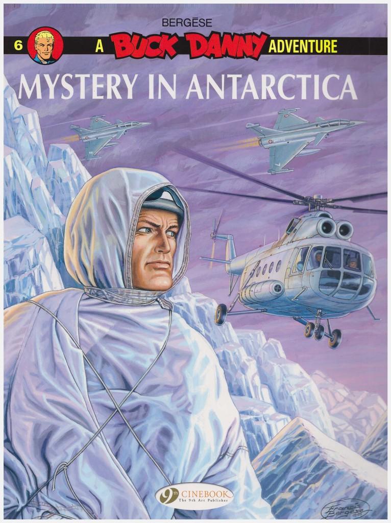 Buck Danny: Mystery in Antarctica