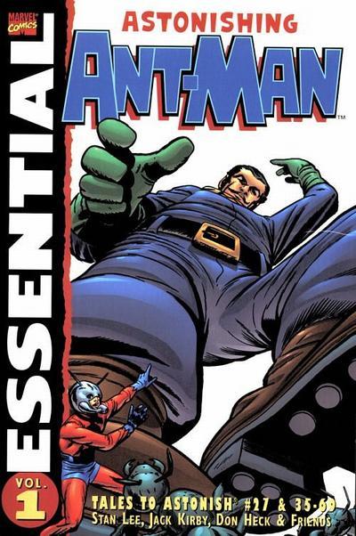 Essential Ant-Man