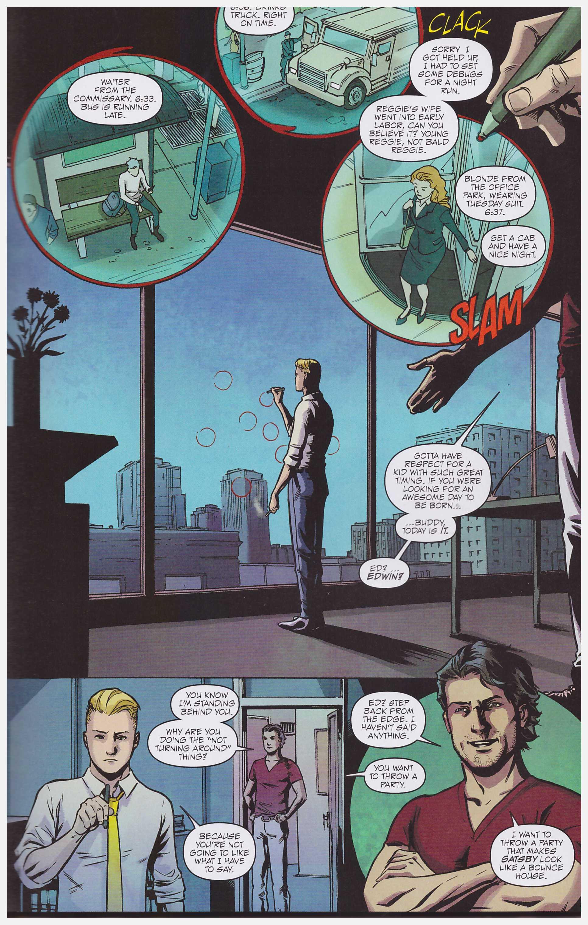 Hacktivist graphic novel review
