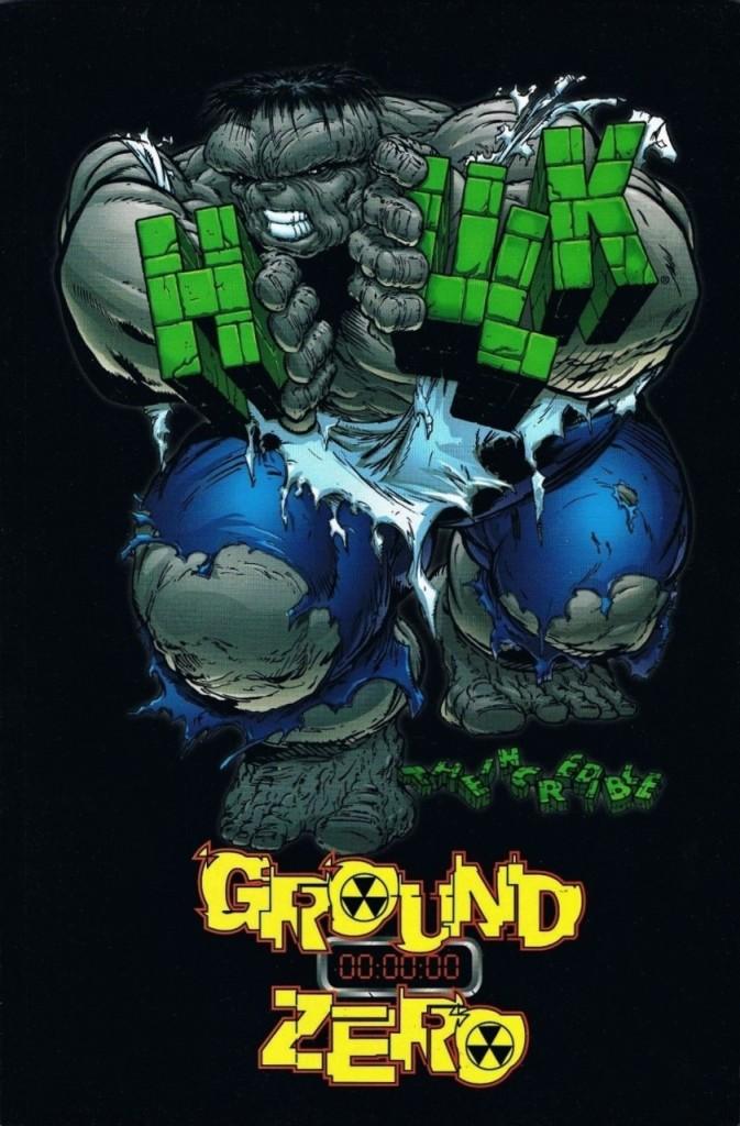 The Incredible Hulk: Ground Zero