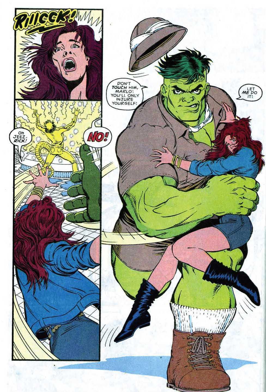 Hulk Visionaries Peter David Volume 8 review