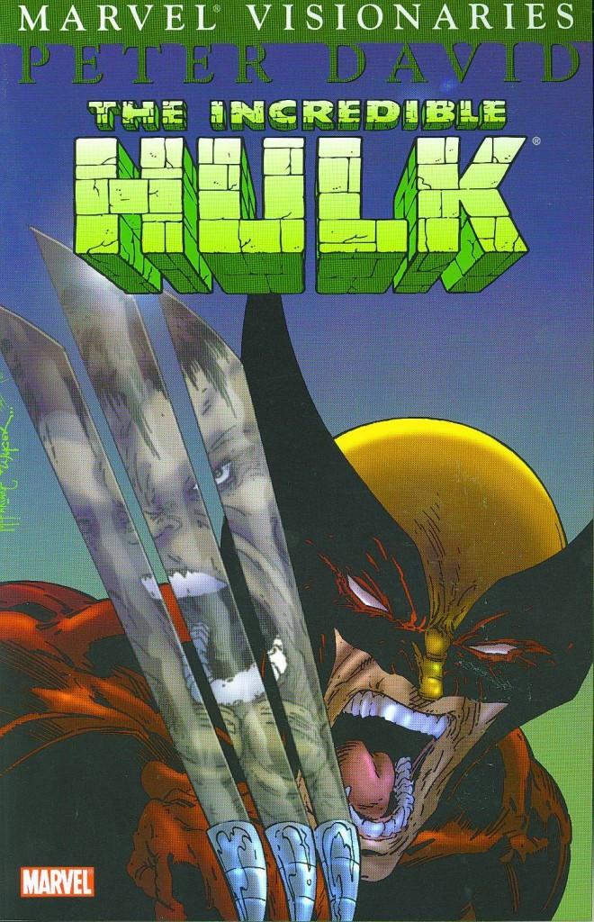 Incredible Hulk Visionaries: Peter David Vol. 2