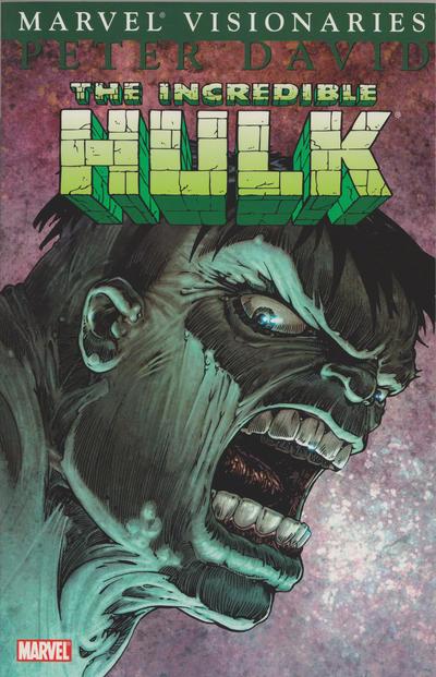 Incredible Hulk Visionaries: Peter David Vol. 3