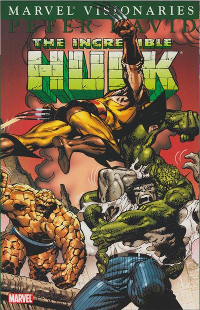 Incredible Hulk Visionaries: Peter David Vol. 4