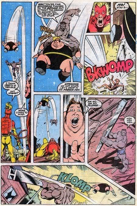 Hulk Visionaries Peter David Volume 5 review