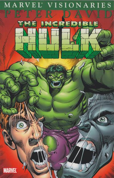 Incredible Hulk Visionaries: Peter David Vol. 5