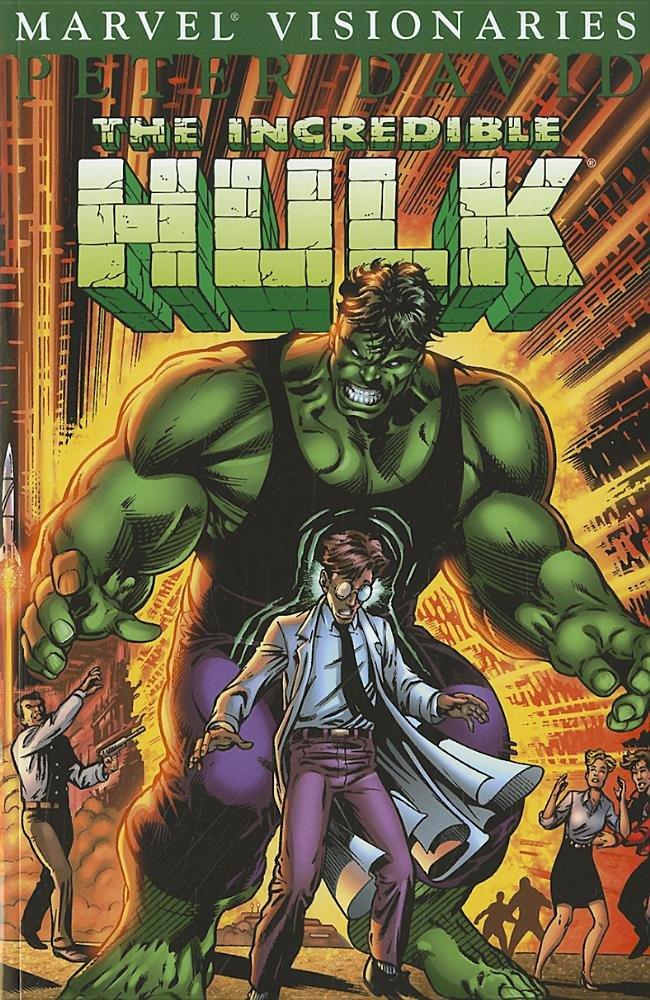 Incredible Hulk Visionaries: Peter David Vol. 8