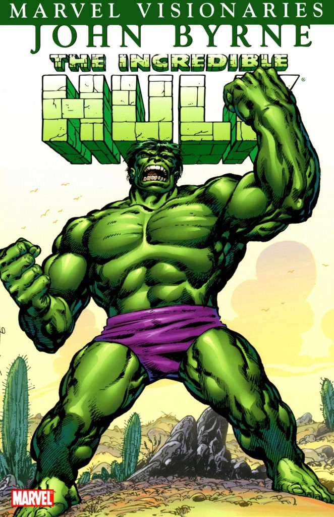 Incredible Hulk Visionaries: John Byrne Vol. 1