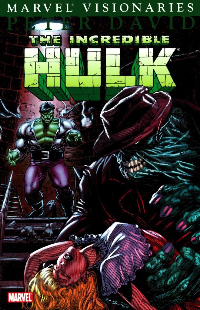 Incredible Hulk Visionaries: Peter David Vol. 7