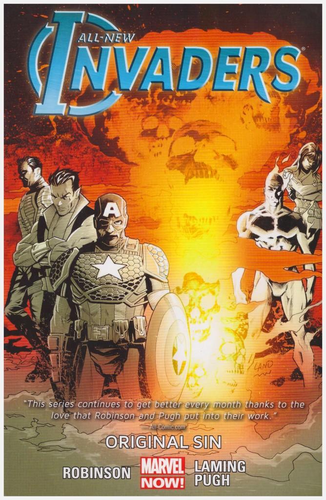 All-New Invaders: Original Sin