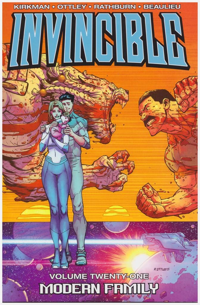 Invincible Volume Twenty One: Modern Family