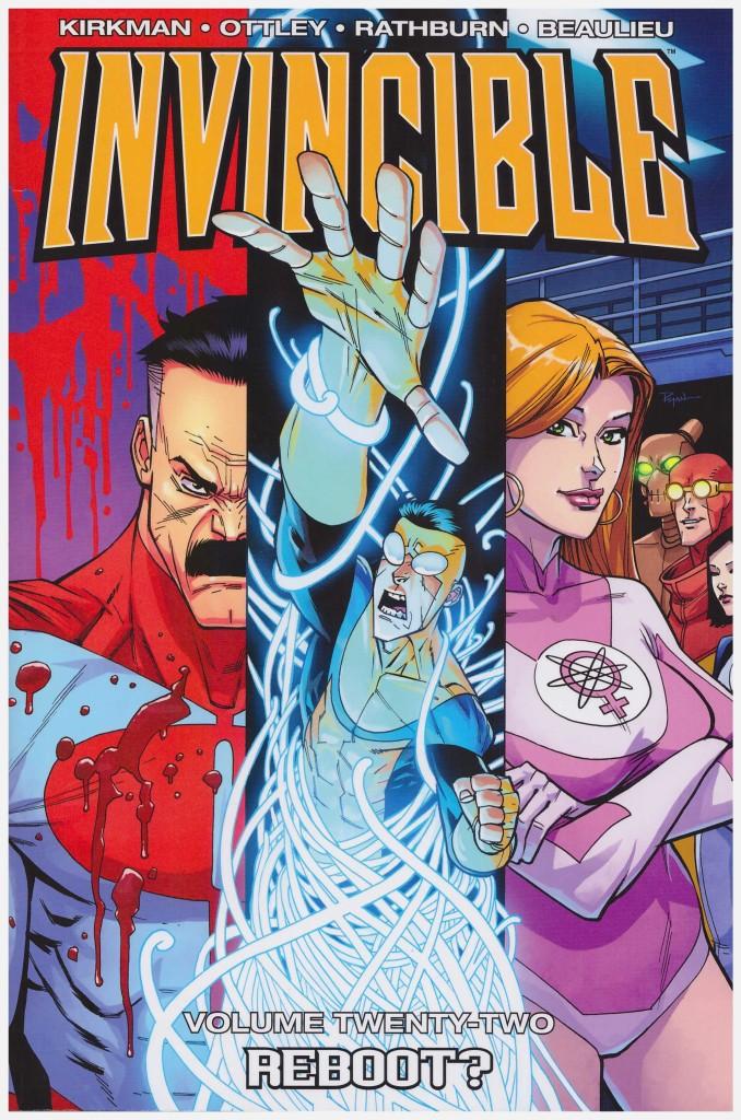 Invincible Volume Twenty Two: Reboot?