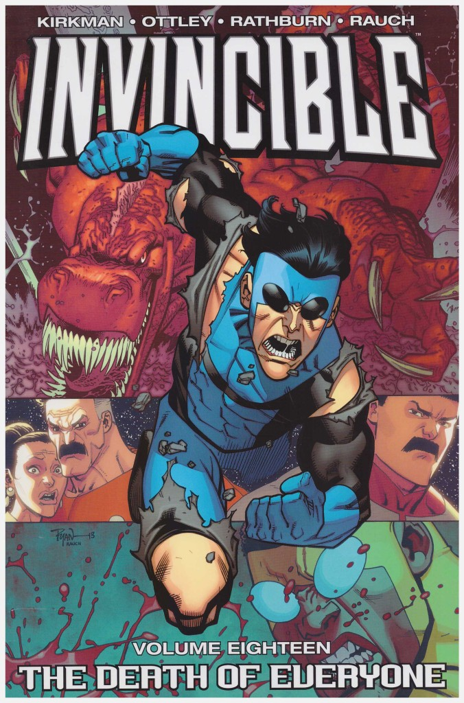Invincible Volume Eighteen: The Death of Everyone