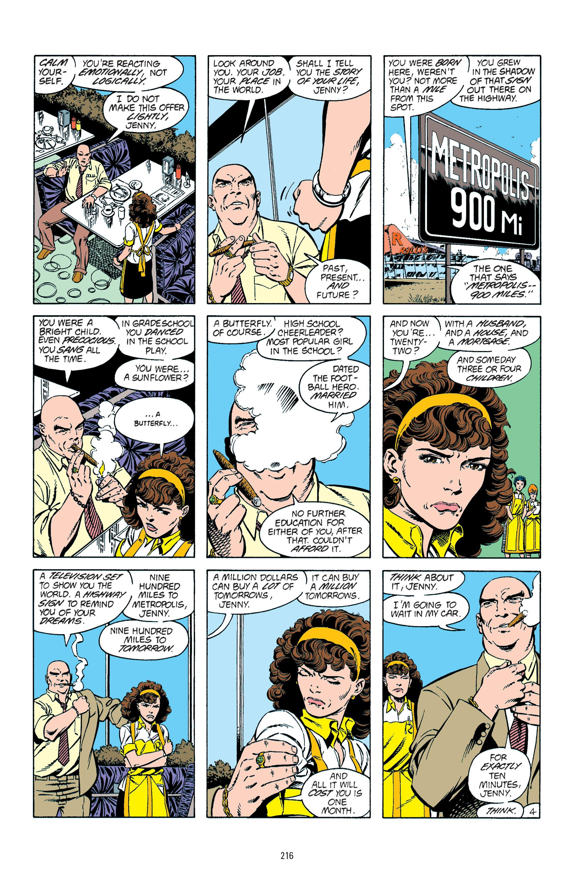 Lex Luthor a Celebration of 75 Years review