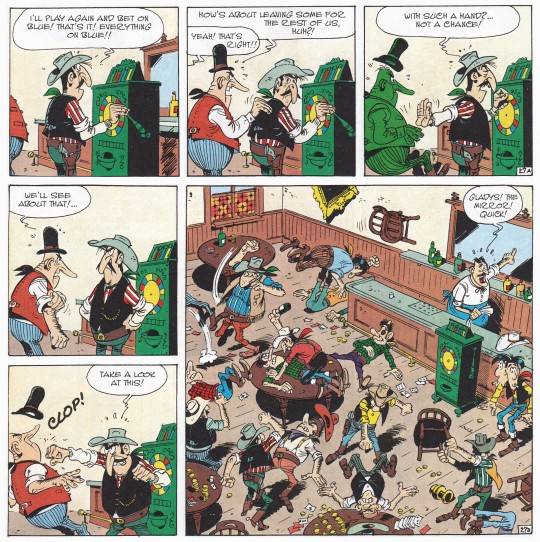 Lucky Luke The One Armed Bandit review