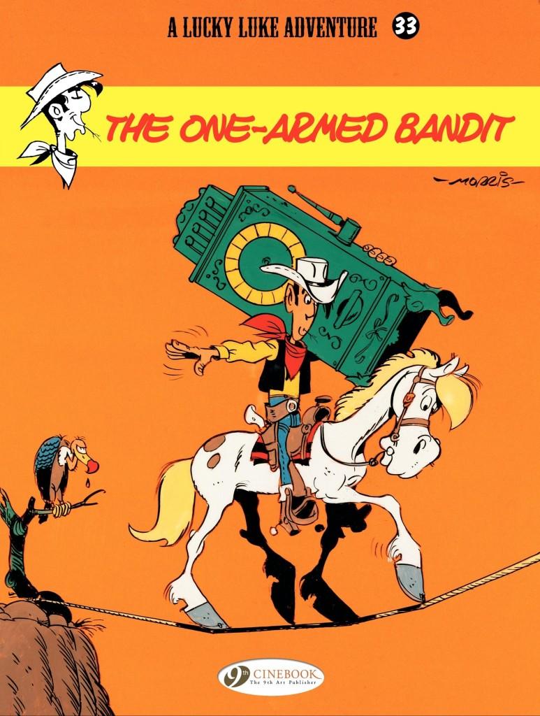 Lucky Luke: The One-Armed Bandit