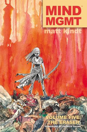 Mind MGMT Volume Five: The Eraser