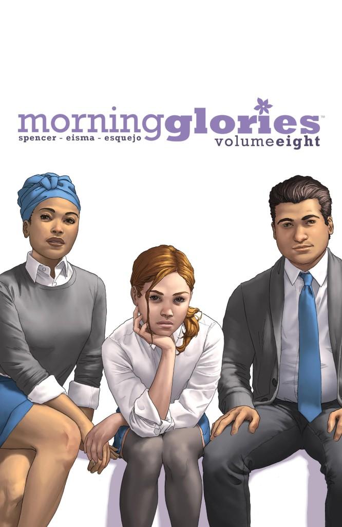 Morning Glories Volume Eight: Rivals