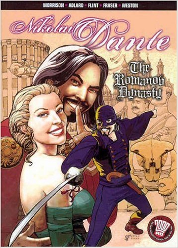 Nikolai Dante: The Romanov Dynasty/Too Cool to Kill