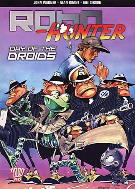 Robo-Hunter: Day of the Droids