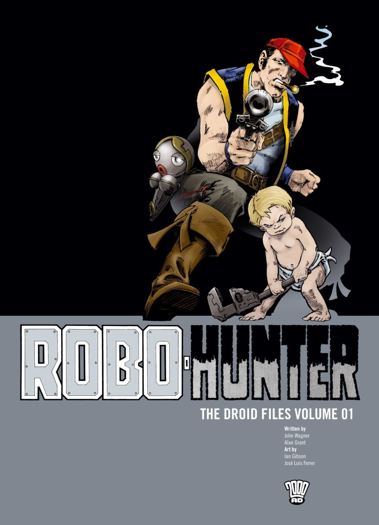 Robo-Hunter: The Droid Files Volume 01