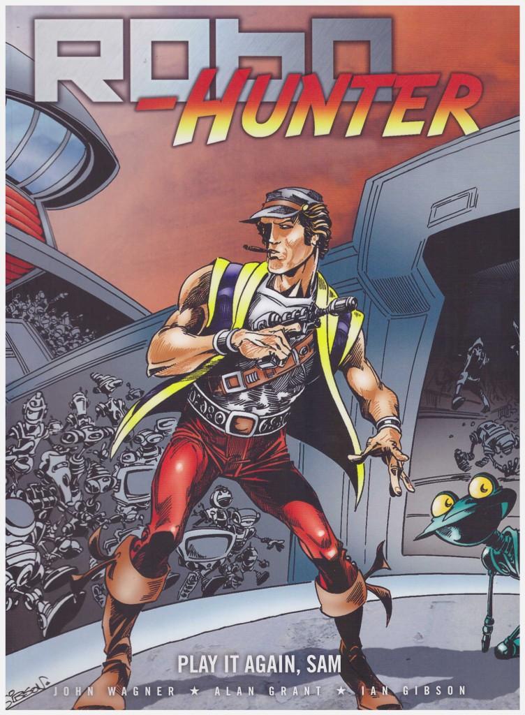 Robo-Hunter: Play it Again, Sam