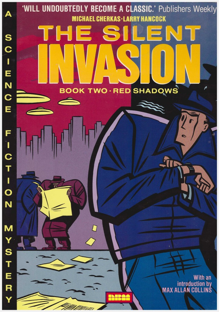 The Silent Invasion Book Two: Red Shadows